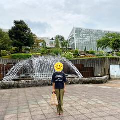 ドライブ/保内公園/熱帯植物園/花/おでかけ  お盆休み🚙お出かけ建物が気になり寄って…(10枚目)