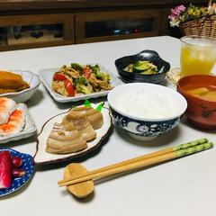 夕食/フォロー大歓迎/至福のひととき/LIMIAごはんクラブ/おうちごはんクラブ/キッチン雑貨/...                 7/2(…(1枚目)