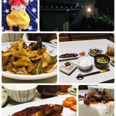 満月/夕食/ナチュラルキッチン/ダイソー/100均/暮らし/...                   9/…
