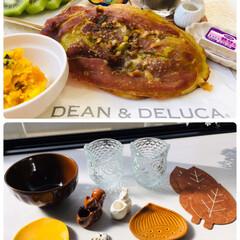 DEAN&DELUCAプロシュート.../朝食/ナチュラルキッチン/食器/パン/キャンドゥ/...               2019.9…