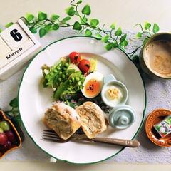 朝食/SaIut!/LIMIAごはんクラブ/フォロー大歓迎/わたしのごはん/おうちごはんクラブ/...         3/16(土) 朝食  …