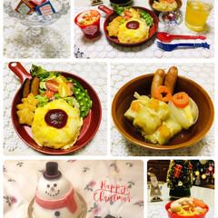 クリスマスケーキ/夕食/至福の時間/おうちごはん/クリスマス雑貨/クリスマスツリー/...         12/25(水) 夕食 …