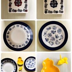箸置き/豆皿/お皿/ダイソー/100均/キッチン雑貨/...        DAISO ☆スクエアプレ…