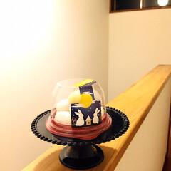 フォロー大歓迎/リミとも部/やまざき月見団子つぶあん/住まい/暮らし/土台付きテーブル/...         2020.10.1(木)…