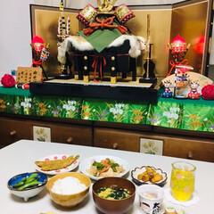 兜/フード/夕食/フォロー大歓迎/令和カウントダウン/LIMIAごはんクラブ/...           4/16(火) 夕食…(1枚目)