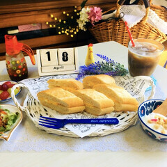 朝食/フード/SaIut!/春のフォト投稿キャンペーン/フォロー大歓迎/令和カウントダウン/...           4/18(木) 朝食…(1枚目)