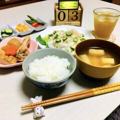 夕食/フォロー大歓迎/至福のひととき/LIMIAごはんクラブ/おうちごはんクラブ/キッチン雑貨/...               6/3(月)…