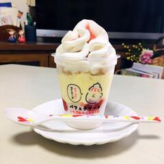 アイスクリーム/赤城乳業/おやつ/フォロー大歓迎/スイーツ         3/24(日) おやつ …