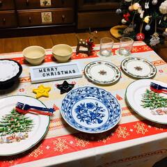 食器/クリスマス/レターボード/なんじゃ村/クリスマス2019/キャンドゥ/...       2019.12.24(火) …
