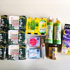 キレートレモン 155mL×6本(その他ダイエット、健康)を使ったクチコミ「   ☆業務スーパー ・パックごはん3個…」