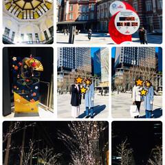 イルミネーション/丸の内/新丸ビル/東京駅/おでかけ/フォロー大歓迎        2019.12.29(日)…