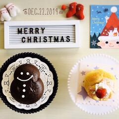クリスマス/クリスマス雑貨/朝食/パン/レターボード/クリスマス2019/...        2019.12.22(日)…