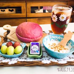 UCC 霧の紅茶 紅茶の時間 ストレートティー低糖 930ml /ストレートティー 紅茶(乳飲料 、乳酸菌飲料)を使ったクチコミ「       8/19(水)🏡 おうちラ…」