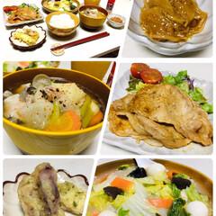 新鮮野菜/おうちごはん/至福の時間/食欲の秋/夕食/ダイソー/...       10/28(月) 夕食  ご…