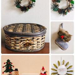 クリスマス/クリスマス雑貨/アテーナ/キャンドゥ/ダイソー/100均/... 100円SHOPのクリスマス雑貨安くて可…