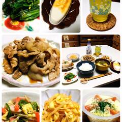 オータムポエム/男前豆腐/ホームカミング/おうちごはん/至福の時間/夕食/...        11/25(月) 夕食  …