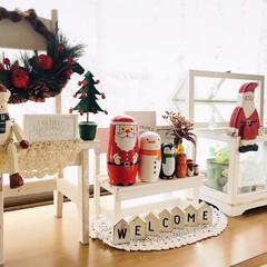 フォロー大歓迎/オーナメント 足ぶら雪だるま/オーナメント クリスマスマトリョーシカ/アテーナ/KOMERI/salut!/...        2020.11.23(月)…