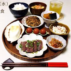 フォロー大歓迎/男前豆腐/キッチン雑貨/ナチュラルキッチン/100均/リミとも部/...       12/9(水) 夕食  ごは…(1枚目)