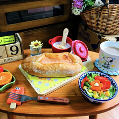 朝食/ワッツ/3coins/フォロー大歓迎/至福のひととき/LIMIAごはんクラブ/...               6/19(水…