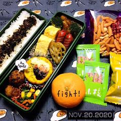 フォロー大歓迎/キッチン雑貨/ふじっ子煮おかか昆布/みかん/玉ねぎスープ/morinaga小枝つぶつぶ濃い苺/...       11/20(金) 主人弁当🍱…