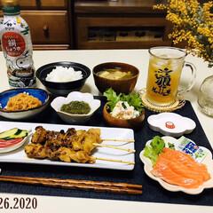 フォロー大歓迎/ミモザ/至福の時間/おうちごはん/夕食/limiaキッチン同好会/...         3/26(木) 夕食  …