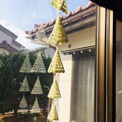 窓/フォロー大歓迎/住まい 晴れてきた☀️ 窓の汚れが目立つ😅