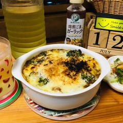 スジャータ沖縄塩シークヮーサー/&Bull-Dog焙煎ごまガーリッ.../シルク/カレードリア/3coins/夕食/...                7/12(…(2枚目)