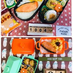 日清食品 チキンラーメンMini 10685 3食パック 1セット(インスタントラーメン)を使ったクチコミ「          10/4(金) 主人…」(1枚目)