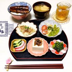 神戸物産おかわり梅ザーサイ/3coins/ナチュラルキッチン/至福の時間/おうちごはん/夕食/...          3/27(金) 夕食 …