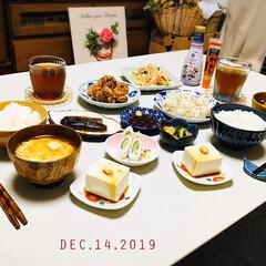 しめ縄飾り/至福の時間/おうちごはん/夕食/リミアの冬暮らし/100均/...         12/14(土) 夕食 …