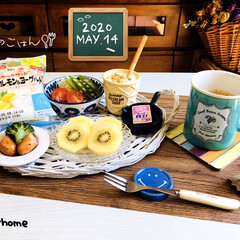 Q.B.Bベビーチーズ鉄分/ゴールドキウイ/パン/フジパン スナックサンド瀬戸内レモ.../afternoon tea/3coins/...          5/14(木) 朝食 …