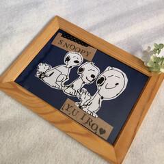 押し花アート/最近買った100均グッズ/ダイソー/セリア/雑貨/ハンドメイド/... 押し花作りました。❁.*・゚  押し花ア…(4枚目)