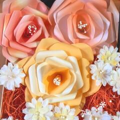 空き箱リメイク/薔薇/令和元年フォト投稿キャンペーン/令和の一枚/フォロー大歓迎/LIMIAファンクラブ/... ♪。.:*・゜♪。.:*・゜この薔薇のお…