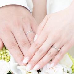 5号と15号/結婚指輪/指輪/結婚 これからもよろしくお願いします💍