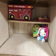 棚を付ける/押入れDIY/リミアの冬暮らし 旦那が 押入れの中に棚を作ってくれました…