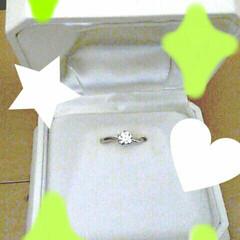 住まい お母さんの結婚式の時の指輪💍 見せてもら…(1枚目)