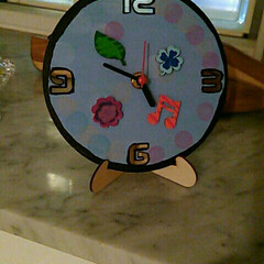 「これは、手作りの時計で、きちんと動くし、…」(1枚目)