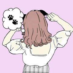 可愛い画像 女の子や可愛い画像(*˘︶˘*).。.:…(3枚目)