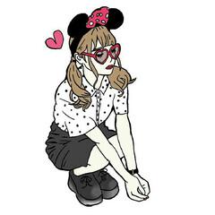可愛い画像 女の子や可愛い画像(*˘︶˘*).。.:…(4枚目)