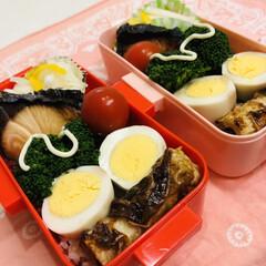 竹輪/大根/柚子/ゆで卵/ブロッコリー/ぶり/... 今日のお弁当  ぶりの照り焼き ブロッコ…(1枚目)