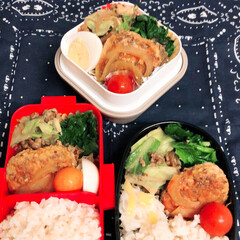 お弁当/作り置き/おうちごはん 今日のお弁当 お弁当を 投稿して 7日目…