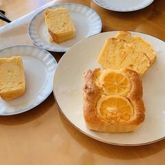 レモンケーキ/レモン/おうちごはん/パウンドケーキ/焼き菓子/手作りおやつ レモンケーキ作りました🍋  3・4月に投…