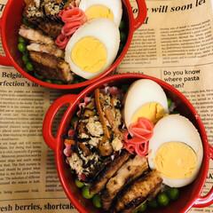 お弁当/みんなのお弁当 今日のお弁当  ひじき入りいり豆腐 味付…