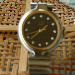 ファッション ダンヒル腕時計