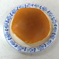 ホットケーキ/パンケーキ/朝食/フォロー大歓迎/おうちごはん 娘のリクエストで朝食はパンケーキ。 綺麗…