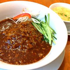 中華料理/ジャージャー麺/ランチ/LIMIAごはんクラブ ジャージャー麺いただきます(1枚目)