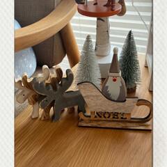 たっぷり豚汁/ポケットティッシュポーチ/エッグスタンド/サンタさんがわが家へ/クリスマス2019/リミアの冬暮らし/... サンタさんがわが家へ☆  今まで家にはい…