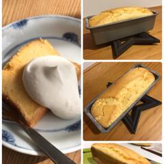 難しい/メレンゲ/レシピ参考/ホイップ/ケーキ/手作り/... 何とか成功☆  前回失敗したシフォンパウ…
