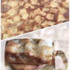 オーブン/第3弾/大量消費/手作り/ケーキ/りんご/... りんごケーキ焼きました☆  りんご大量消…