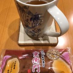 マウントレーニア/蜜衛門/豆大福/レンチン/やさしい麦茶/お茶/... 今日の小腹☆  2枚目はある日の小腹♪ …